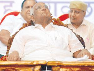RSSની માફક NCP પણ કાર્યકરોની કૅડર તૈયાર કરશે