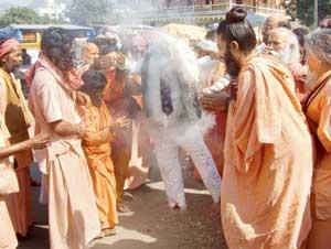 ધનતેરસના દિવસે રામ-દહન!