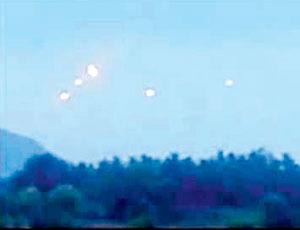ભારત-ચીન બૉર્ડર પર ઊડતી રકાબી જેવી ચીજો આકાશમાં દેખાતાં ચિંતા