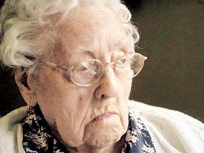 અમેરિકાની ૧૧૫ વર્ષની મહિલા વિશ્વની સૌથી વૃદ્ધ વ્યક્તિ