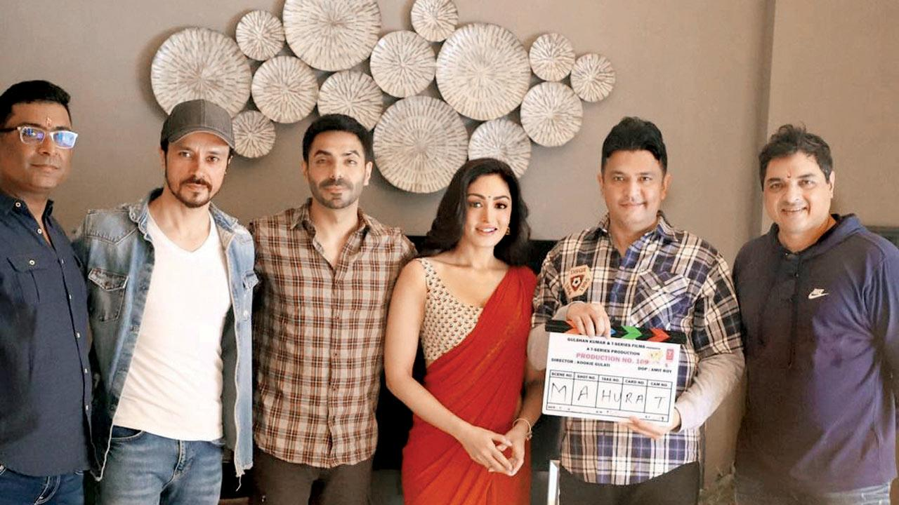 Darshan Kumaar, Aparshakti Khurana, R. Madhavan on board for a suspense thriller
