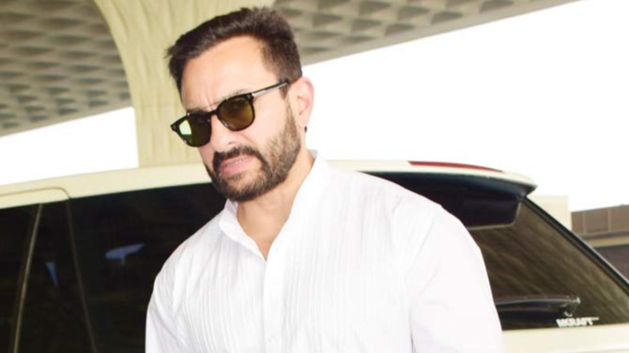 Saif Ali Khan to start the next schedule of Bhoot Police tomorrow; to also promote Tandav simultaneously