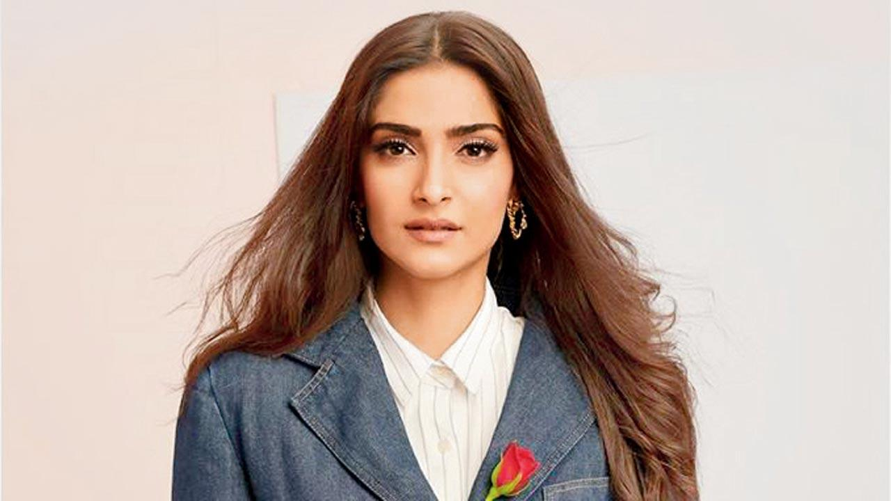 Getting it right: Sonam Kapoor Ahuja wants to get into the skin of her character of a visually-impaired person