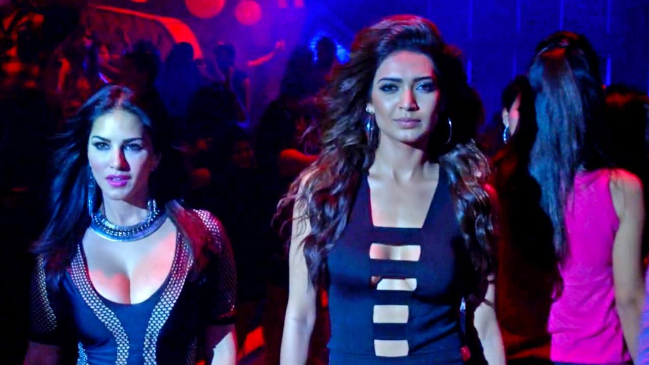 Sunny Leone and Karishma Tanna promise 'Double Trouble' in Bullets